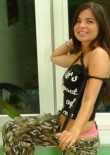 Eastern European Brunette Strips - Picture 6